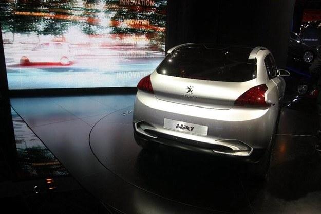 Peugeot HR1 /INTERIA.PL