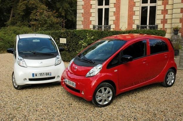 Peugeot ion /INTERIA.PL