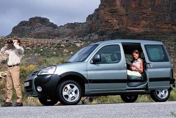 Peugeot Partner 2003 (kliknij) /INTERIA.PL