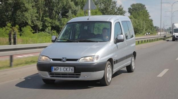 Peugeot Partner I (1996-2009) /Motor
