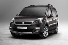 Peugeot Partner po liftingu