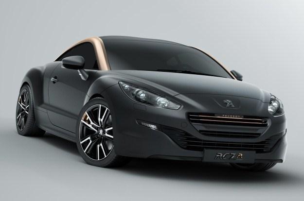 Peugeot RCZ R /