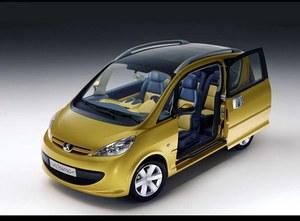 Peugeot Sesame Concept /Peugeot