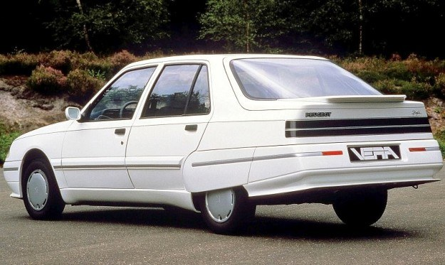 Peugeot Vera Plus (1982), który stał się inspiracją dla modelu 309. /Motor
