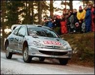 Peugeot wciąż prowadzi