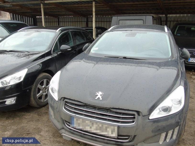 Peugeoty 508 /