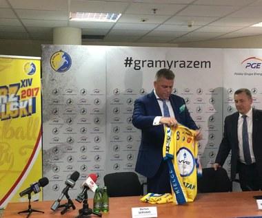 PGE sponsorem Vive Kielce. Wideo