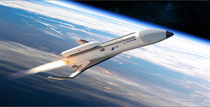 Phantom Express – nowy samolot kosmiczny USAF
