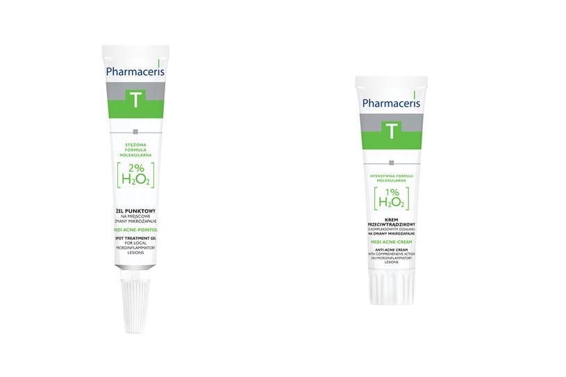 Pharmaceris T MEDI ACNE /materiały prasowe