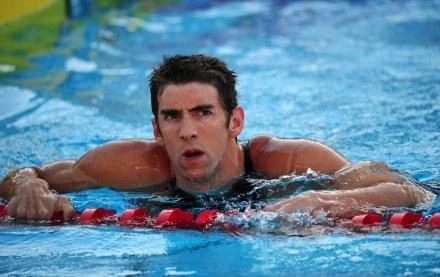 Phelps jechał z nieważnym prawem jazdy /AFP