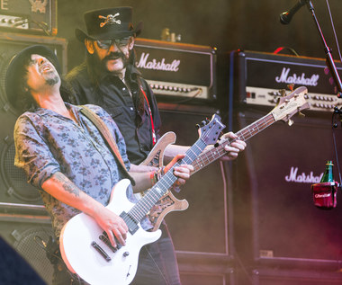 "Phil Campbell (Motörhead): ""Silver Machine"" w hołdzie Lemmy'emu"