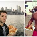 Phil Duncan: Ty przez pizzę tyjesz, on dzięki niej zwiedza świat