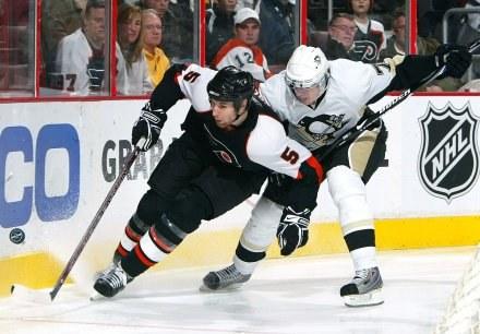Philadelphia Flyers - Pittsburgh Penguins 8:2 /AFP