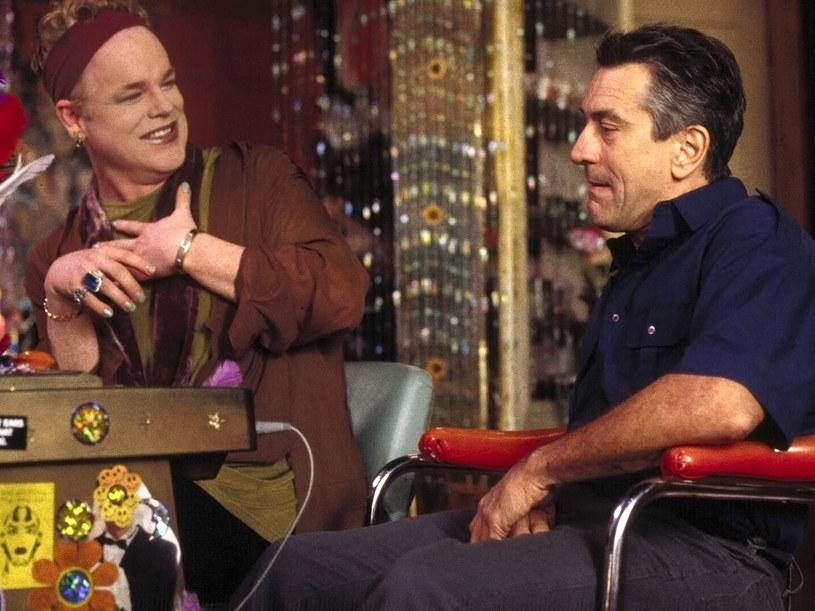 """Philip Seymour Hoffman i Robert De Niro w scenie z filmu """"Bez skazy"""" /materiały prasowe"""