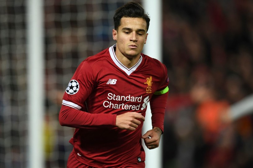 Philippe Coutinho /AFP