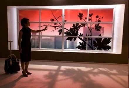 Philips Daylight, czyli okno, które leczy nas światłem /materiały prasowe