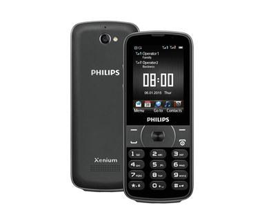 Philips Xenium E560 - telefon działający 73 dni bez ładowania
