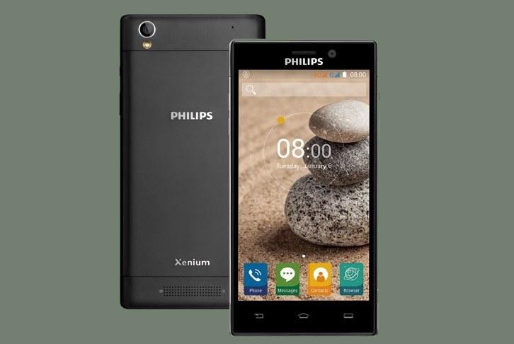 Philips Xenium V787 kosztuje w Polsce 1249 złotych /materiały prasowe