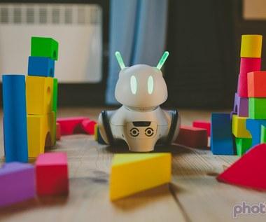 Photon - polski robot wyruszył na podbój świata