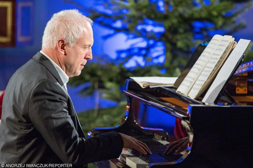 pianista Waldemar Malicki, fot. Andrzej Iwanczuk/REPORTER /East News