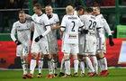 Piast Gliwice - Legia Warszawa w meczu 20. kolejki Ekstraklasy