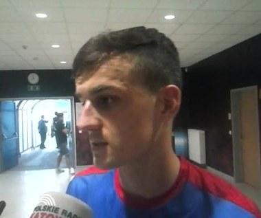 Piast - Śląsk 1-1. Dziczek o meczu. Wideo