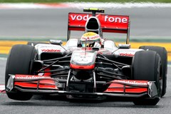 Piątek – dzień treningów przed Grand Prix Hiszpanii