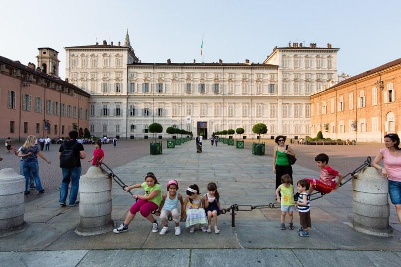 Piazza Castello - serce Turynu /123RF/PICSEL