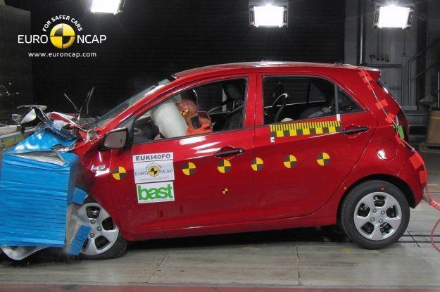 Picanto to bezpieczne auto. Ale nie zawsze ma ESP /