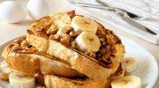 Pięć pomysłów na błyskawiczne śniadania na ciepło