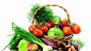 Pięć porcji warzyw i owoców