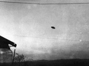 Pięć przypadków rzekomych spotkań z UFO