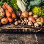 Pięć warzyw i owoców idealnych na jesień!