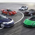 Pięć wyjątkowych Ferrari na 70-lecie marki