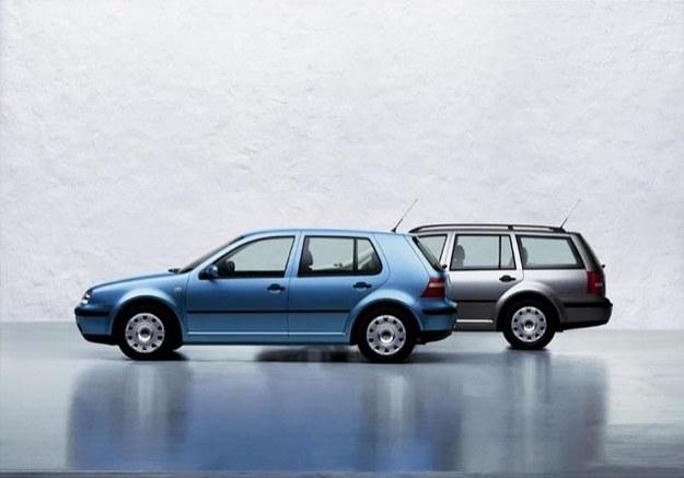 """Pięciodrzwiowy -€"""" najbardziej popularna odmiana. Łatwy zarówno do kupienia, jak i do odsprzedania, jeśli tylko cena trzyma rozsądny poziom. /Volkswagen"""