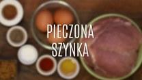 Pieczona szynka - jak zrobić domową pieczeń z jajkiem?