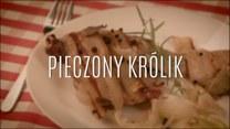 Pieczony królik w cebuli - banalny sposób na obiad
