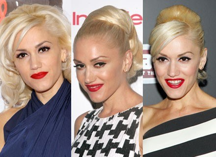 Piękna blondynka - Gwen Stefani /Getty Images/Flash Press Media