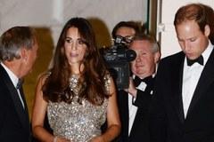 Piękna figura księżnej Kate po ciąży