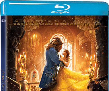 Piękna i Bestia już na DVD i Blu-Ray