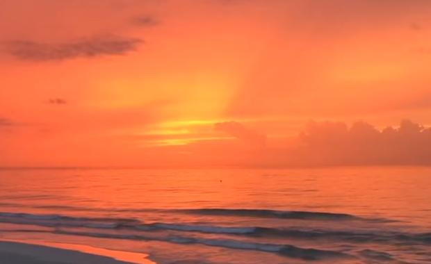 Piękna plaża, złoty piasek i turkusowa woda. Tak wygląda Varadero na Kubie