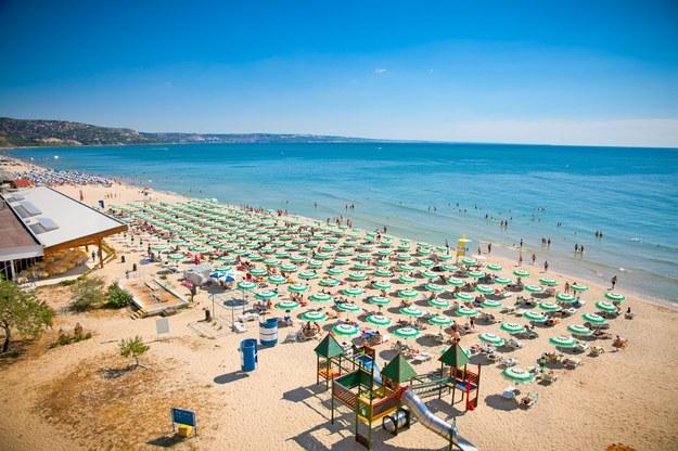Piękne, piaszczyste plaże Bułgarii /123/RF PICSEL