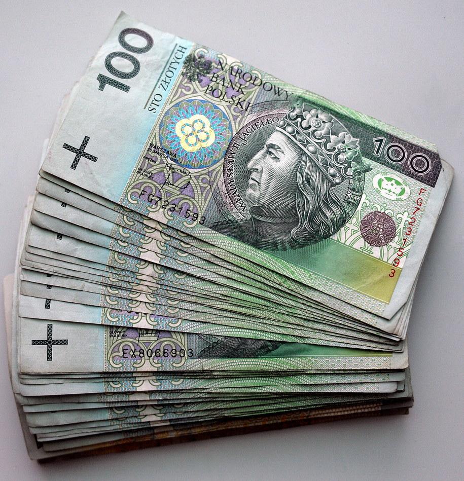 Pieniądze [zdj. ilustracyjne] /PAP/Darek Delmanowicz /PAP