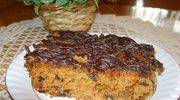 Piernik marchewkowo-marcepanowy