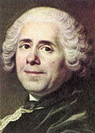 Pierre Carlet de Chamblain de Marivaux /Encyklopedia Internautica