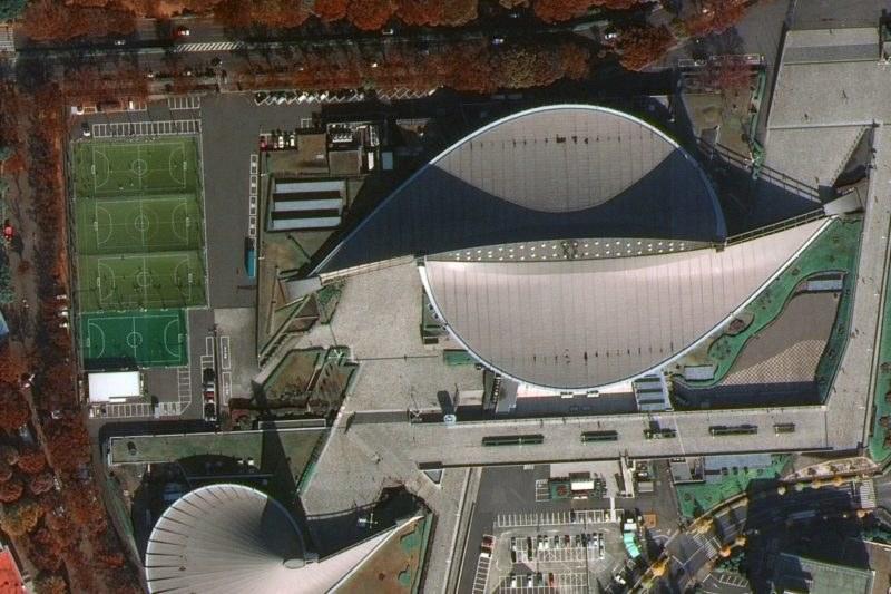 Piersze zdjęcie satelity WorldView-4 /materiały prasowe