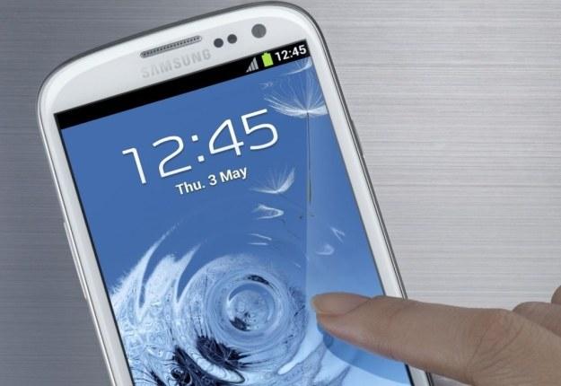 Pierwsza aktualizacja bezpieczeństwa obejmie Galaxy S III /materiały prasowe