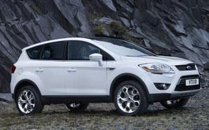 Pierwsza generacja Kugi zadebiutowała w Europie w 2008 roku i znalazła ponad 300 tys. nabywców. /Ford