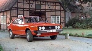 Pierwsza generacja Scirocco pojawiła się w 1974 roku (fot.). Model zniknął z oferty w roku 1992, by powrócić na rynek 16 lat później. /Volkswagen