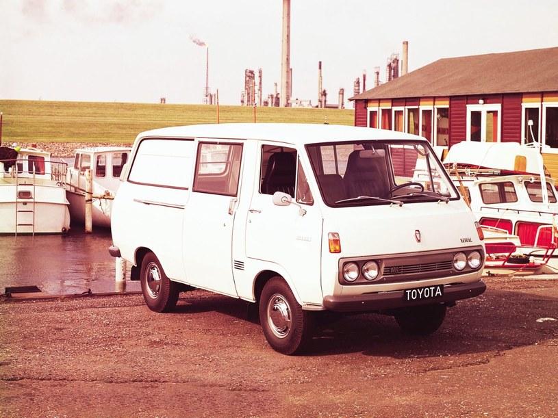 Pierwsza generacja Toyoty HiAce /
